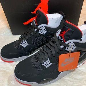 Nike Air Jordan 4s Retro Mens 11